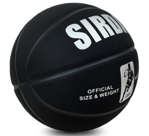 Professional outer ball of sliding basketball, size 7 anti-friction ball resistant to soft wear of microfiber basketball
