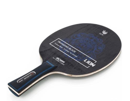 1pc Boer raquet table tennis appetizer hole carbon fiber and aryl tissue fiber tea